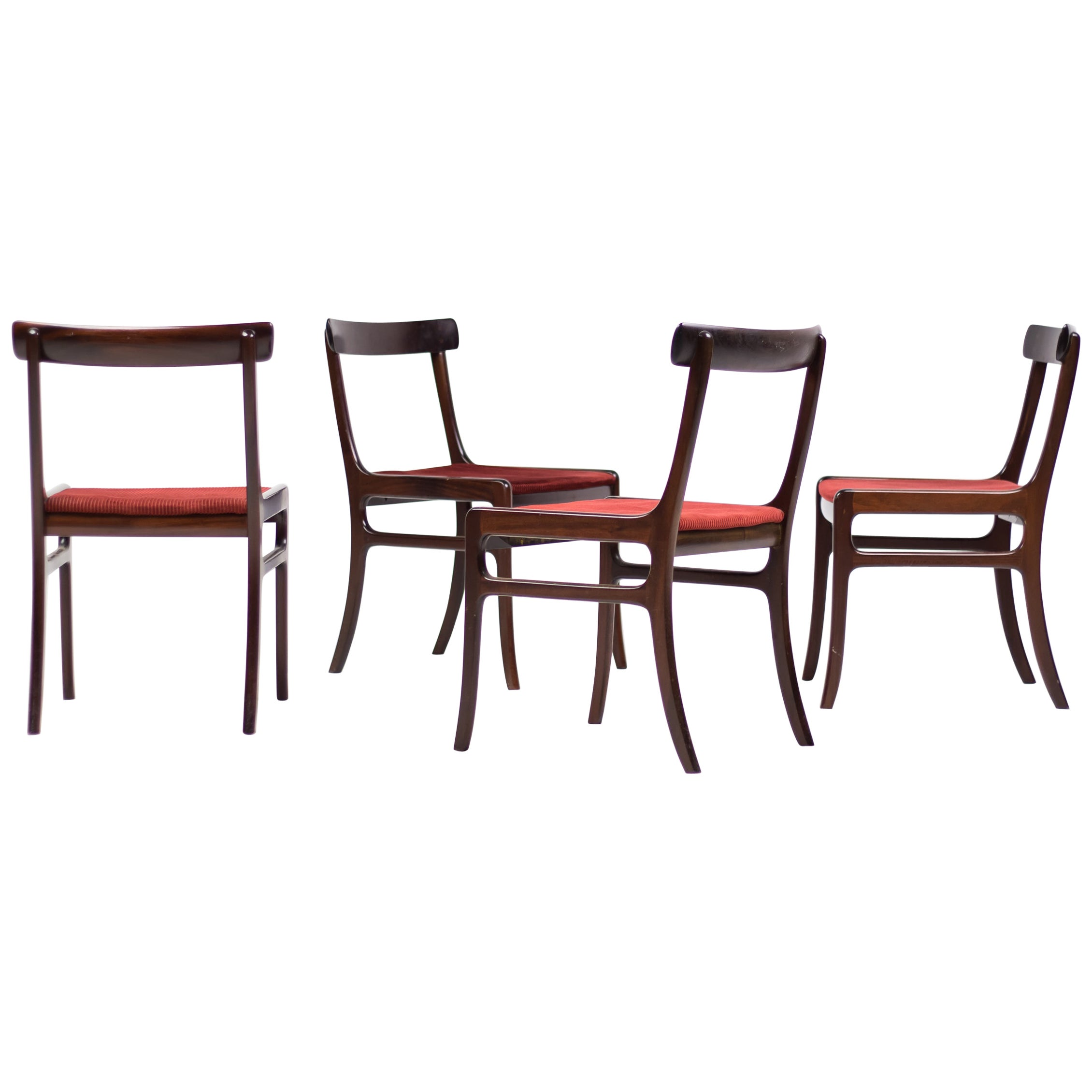Ole Wanscher Rungstedlund Chairs