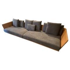 Upholstery Fabric Sofa Bi-Color, Bella Sofa