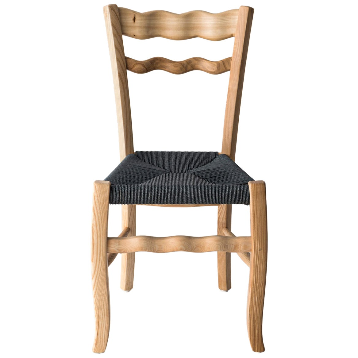 "Traditional Italian Ashwood Chair ""A signurina - Nira"" by MYOP"