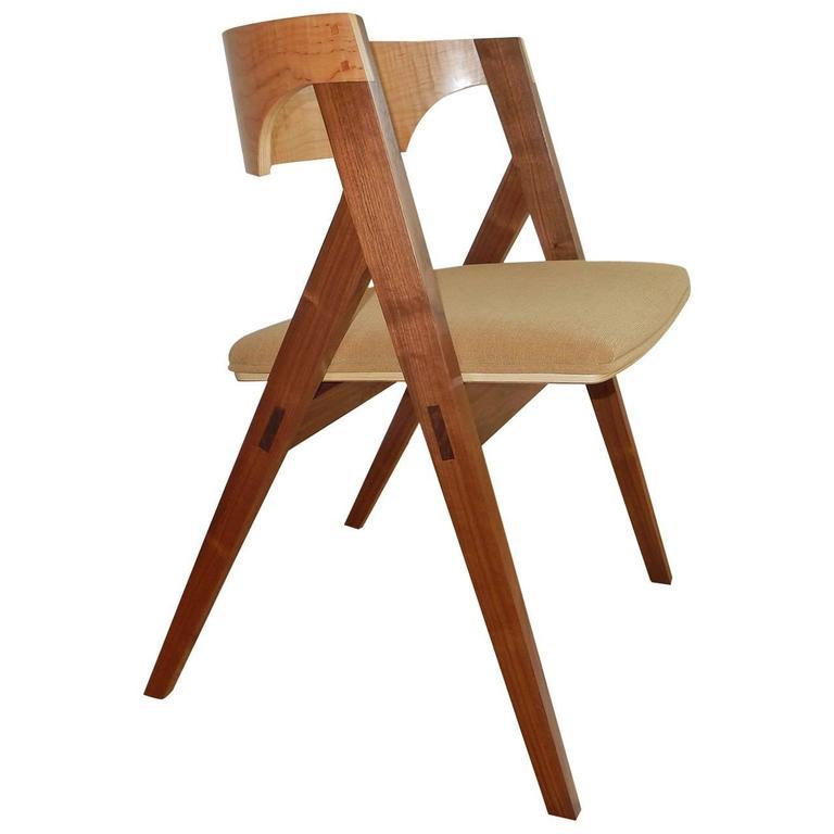 David N Ebner's Dining Room or Desk Chair For Sale