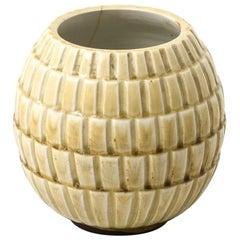 Gertrud Lönegren Vase Produced by Rörstrand in Sweden