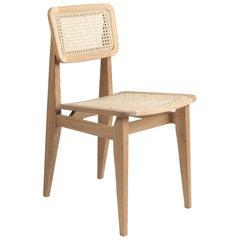 Marcel Gascoin C-Chair Dining Chair in Oak