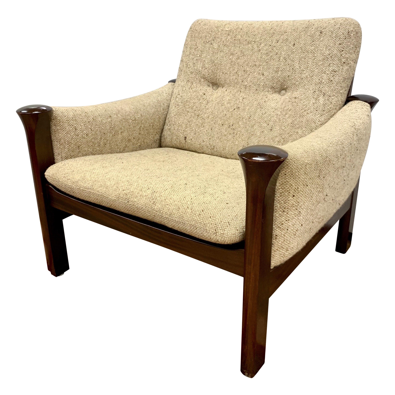 Arne Vodder for Cado Danish Modern Lounge Chair Midcentury