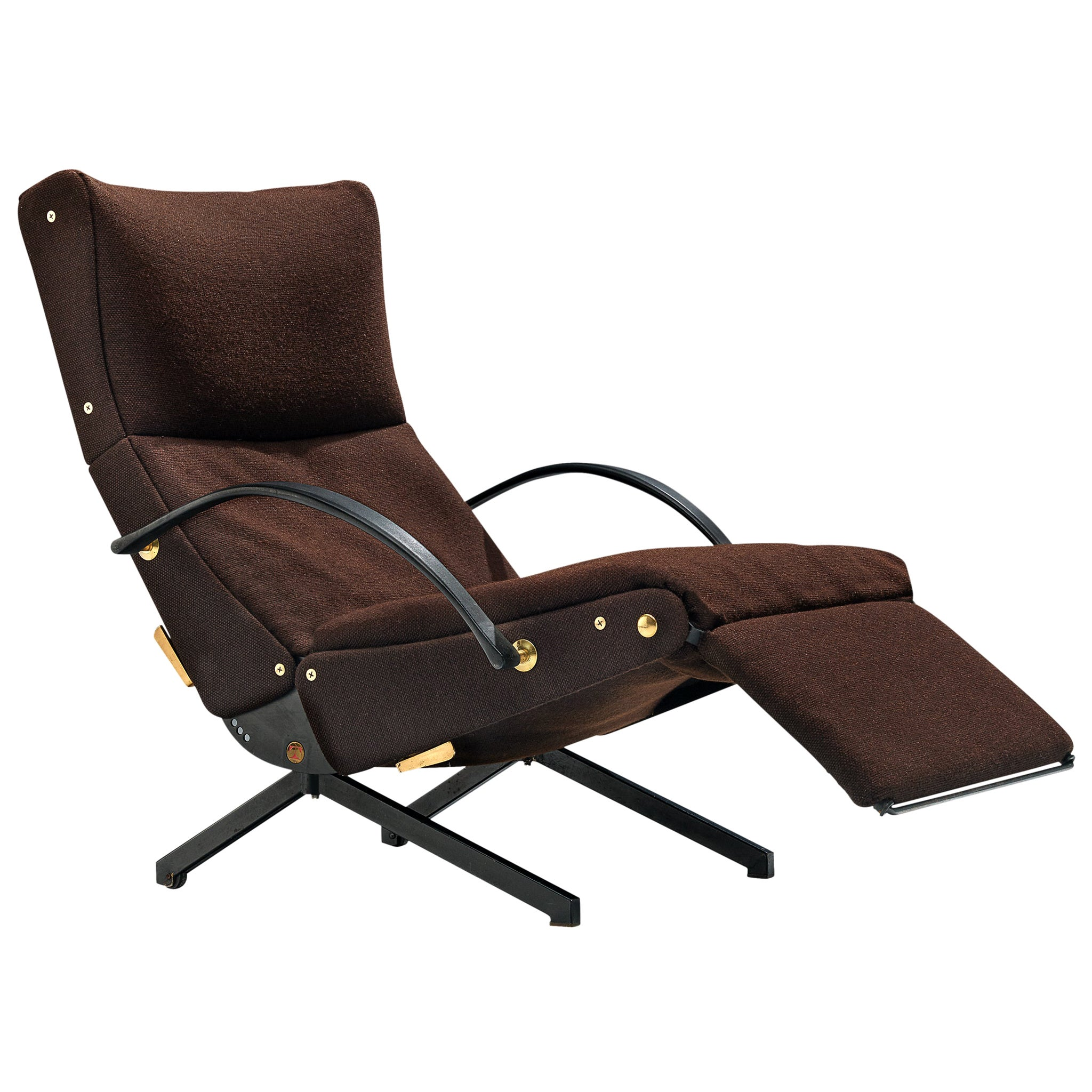 Osvaldo Borsani for Tecno 'P40' Lounge Chair