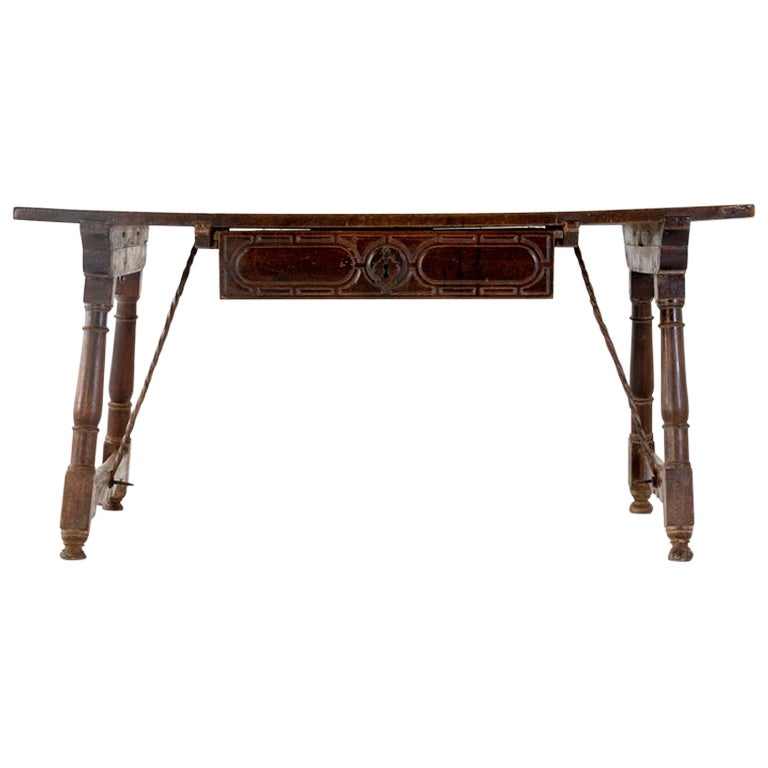 Early 17th Century Spanish Table