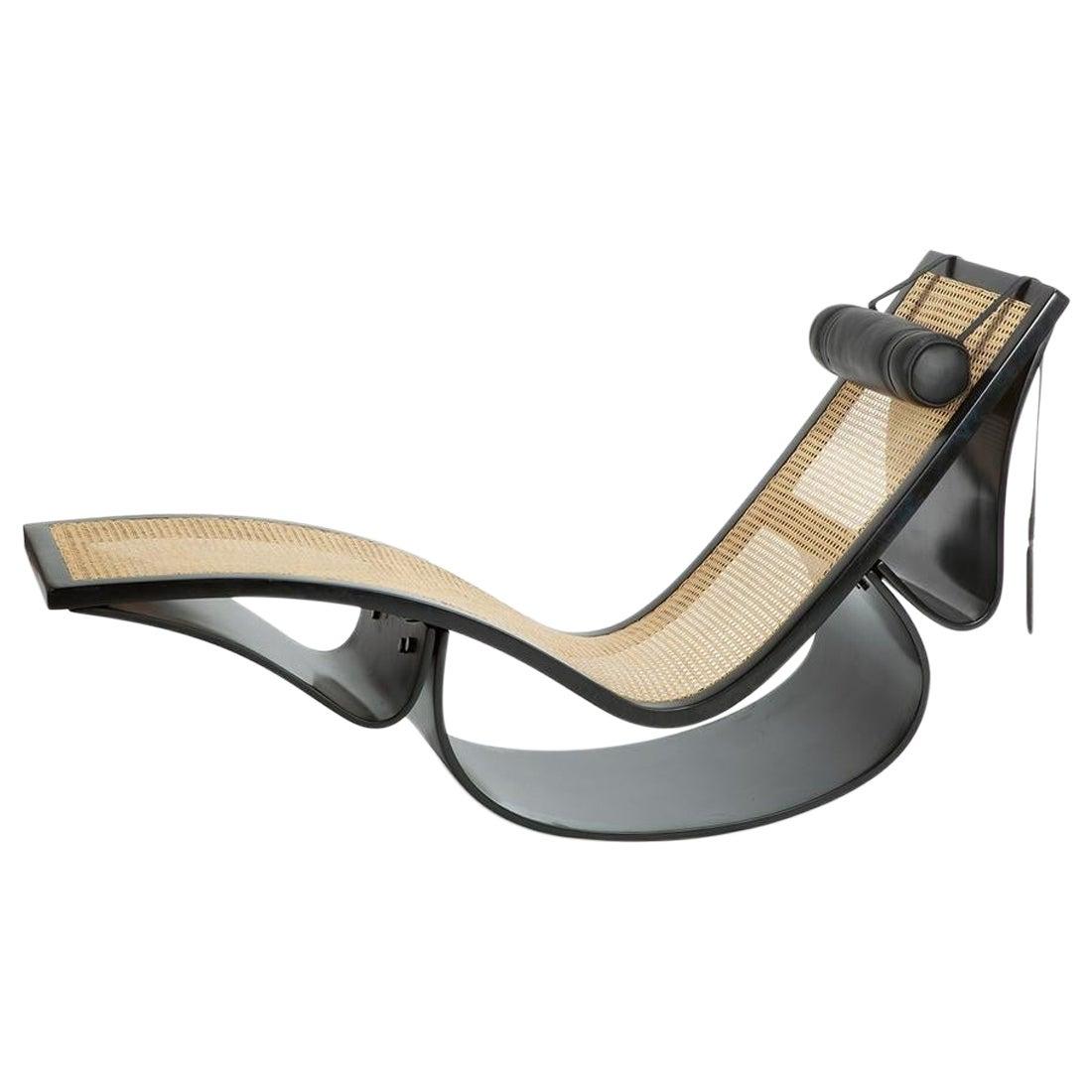 "Oscar Niemeyer ""Rio"" Lounge Chair"
