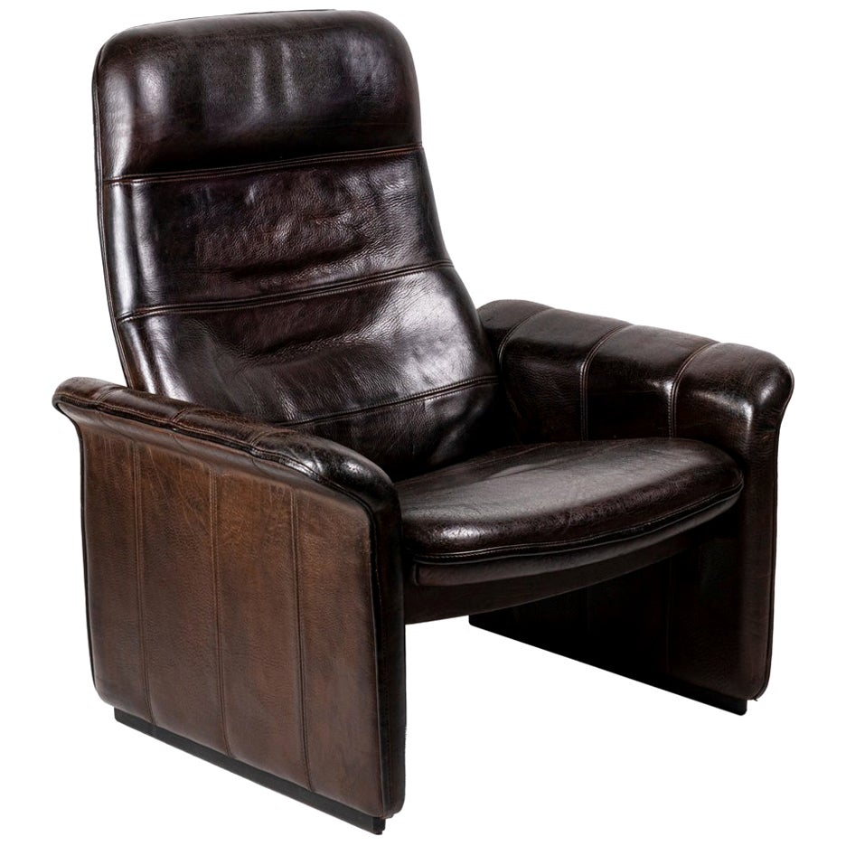 De Sede, DS-50 Armchair in Buff Leather, 1970s