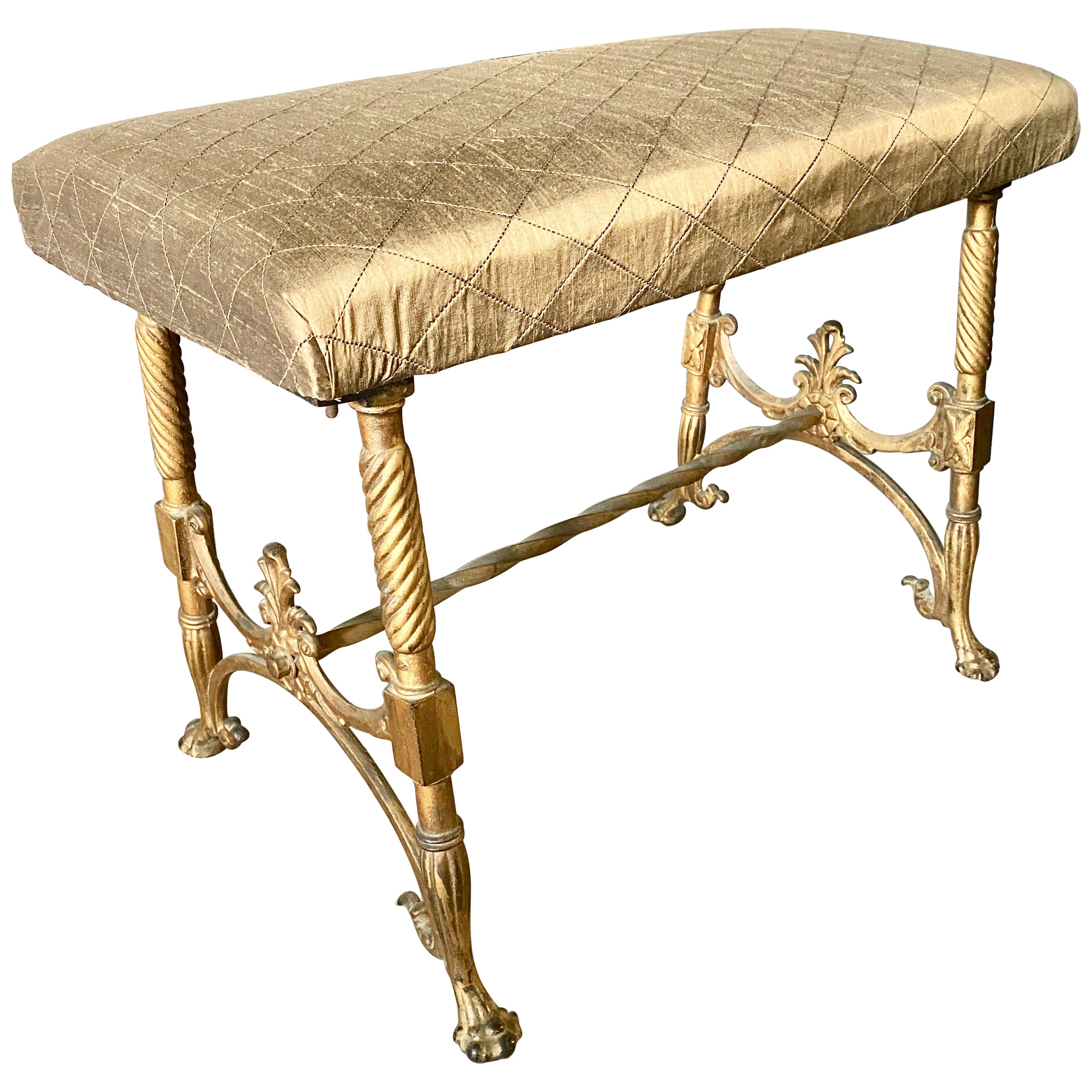 Picture of: Vanity Benches 8 For Sale On 1stdibs