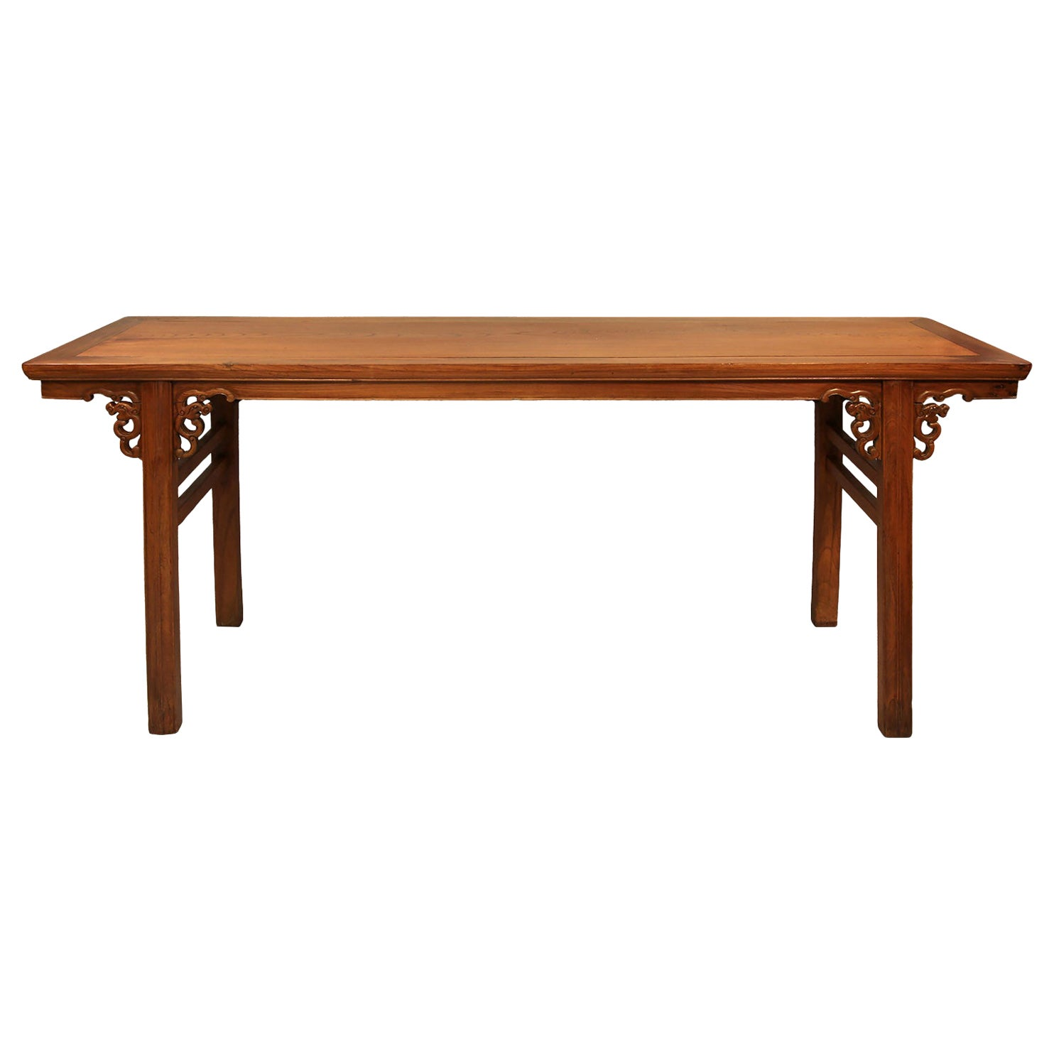 Early 20th Century Antique Chinese Library Table