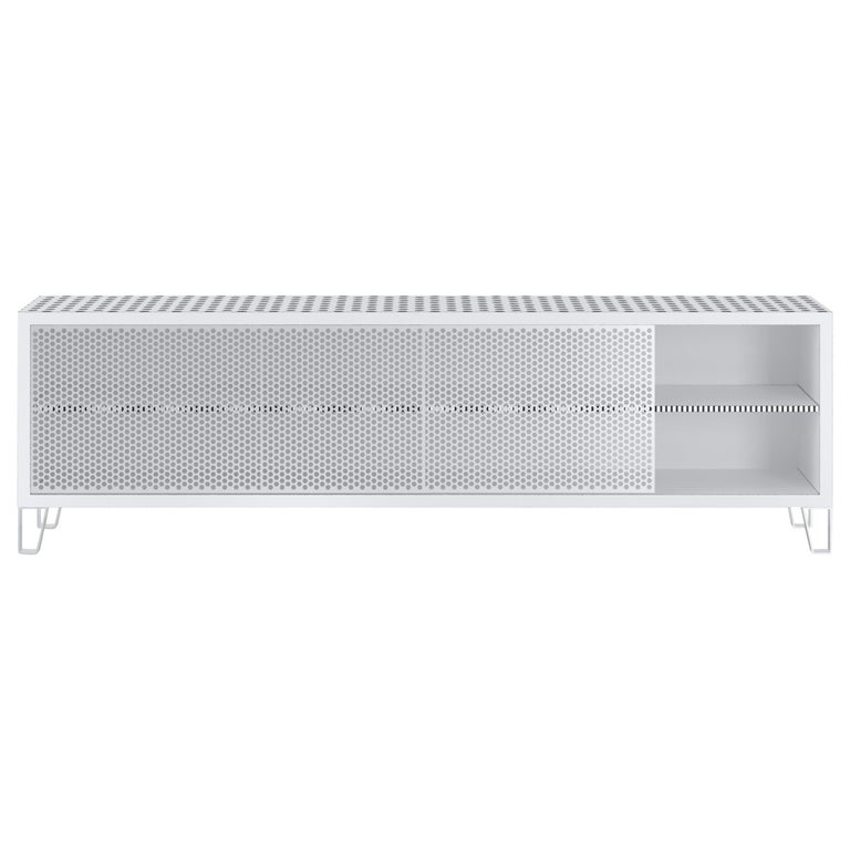 21st Century Sideboard by Paola Navone for De Rosso HPL Laminate For Sale
