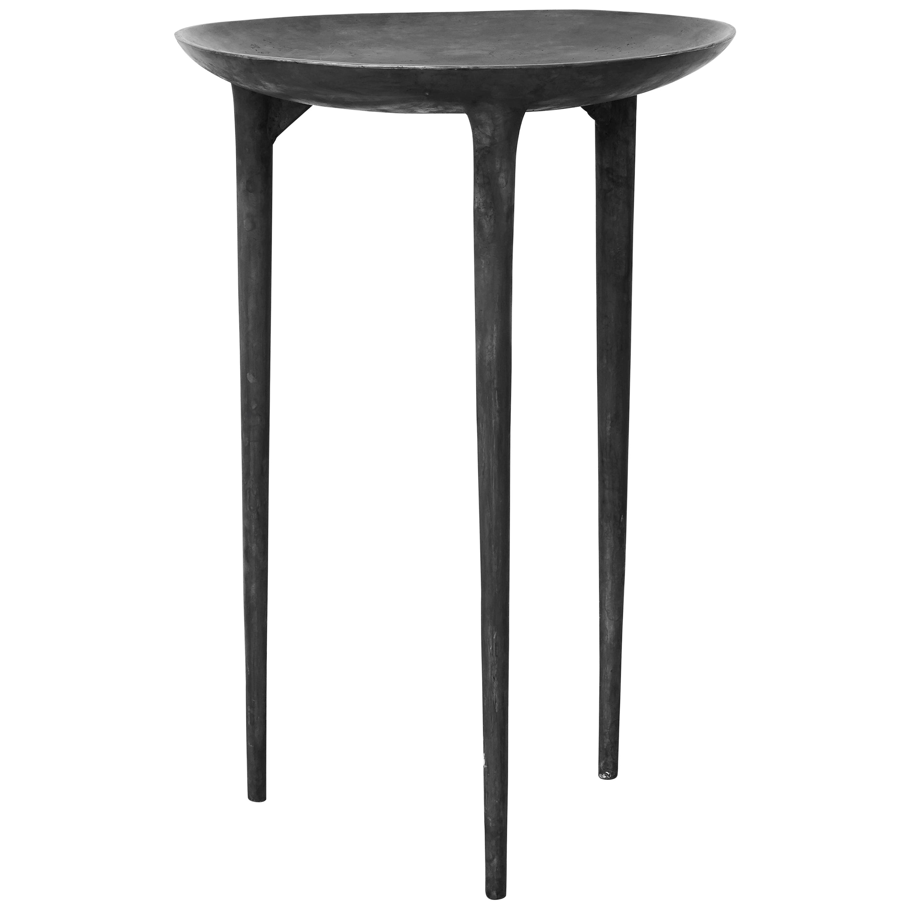 Tall Brazier Table by Rick Owens