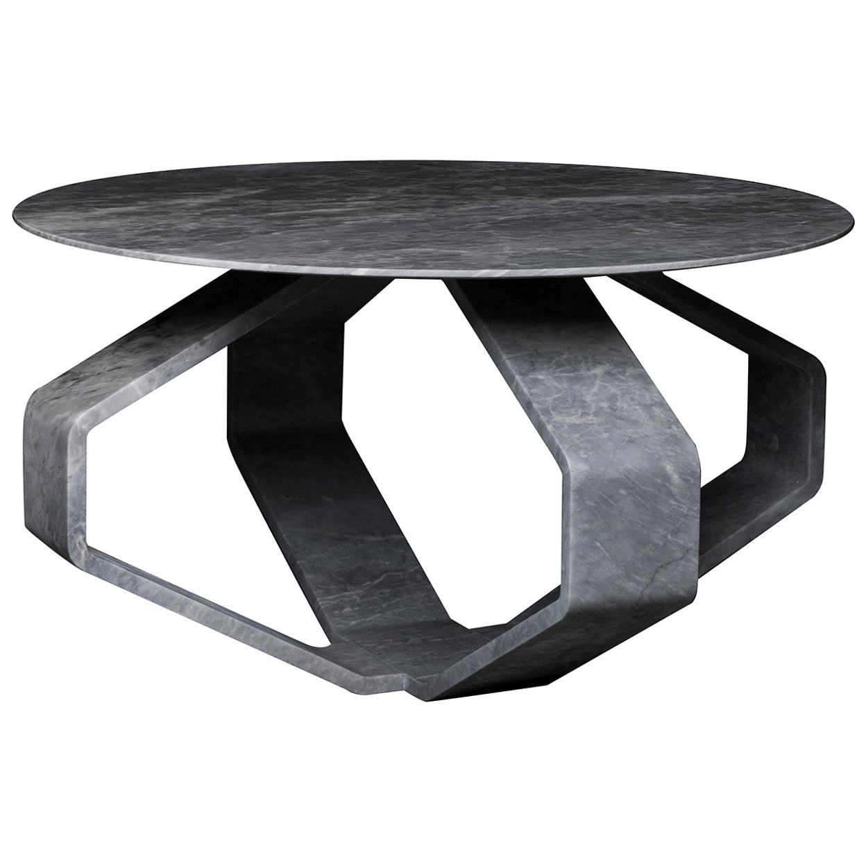 Filone Gray Coffee Table