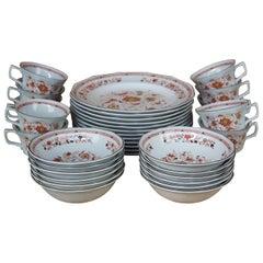 34 Wedgwood Kashmar Etruria & Barlaston China Dinner Plate Bowl Tea Cup, England