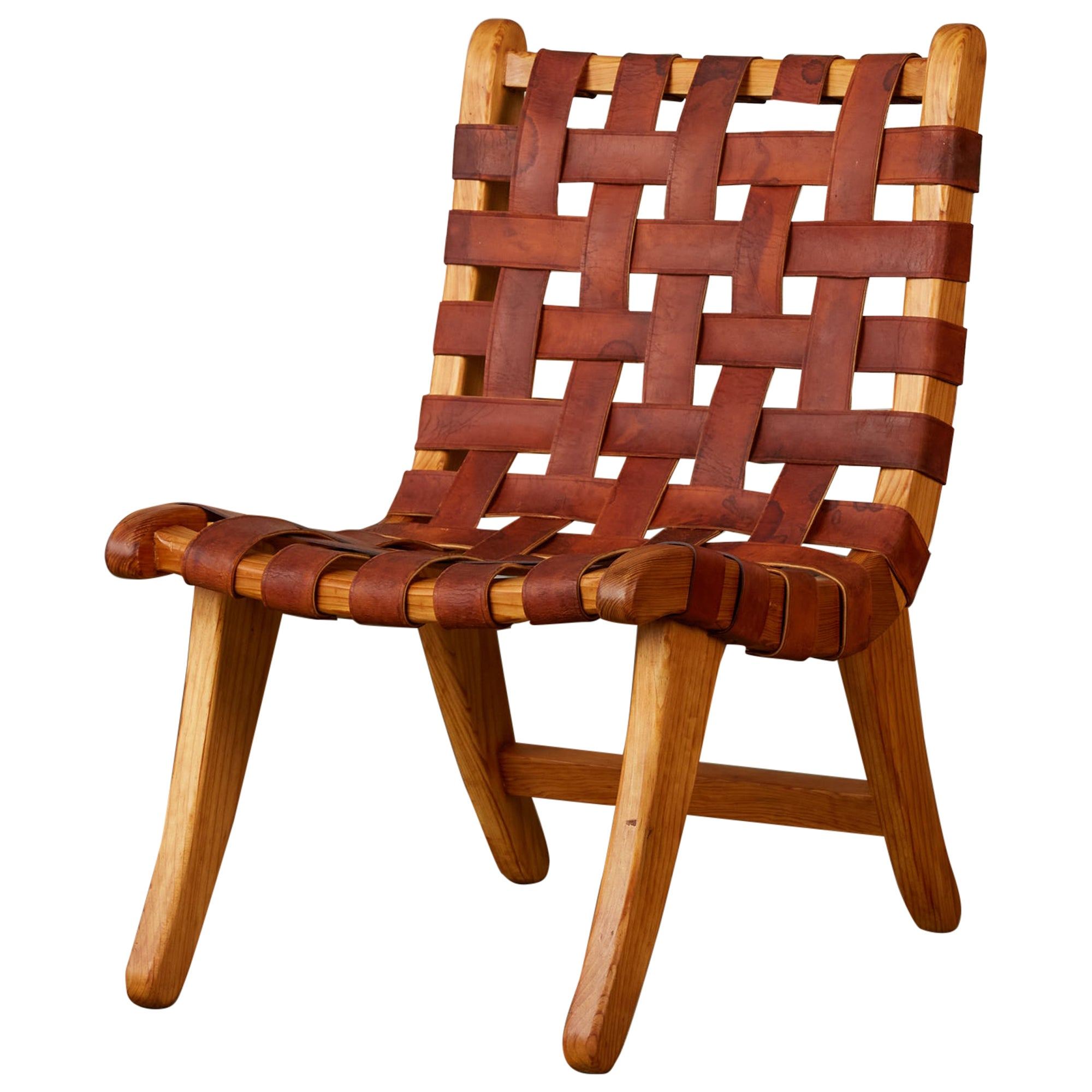 """""""San Miguelito"""" Chair by Michael van Beuren"""