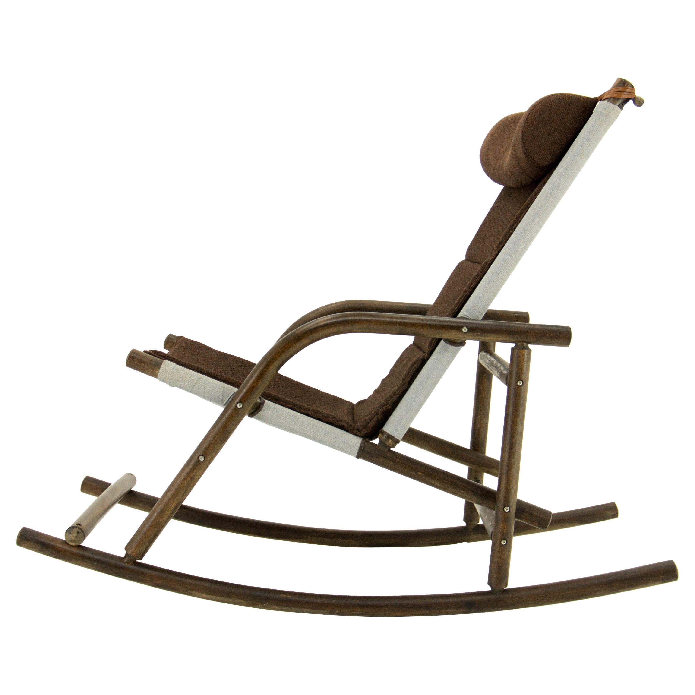 Unique Rocking Chair, 1960s