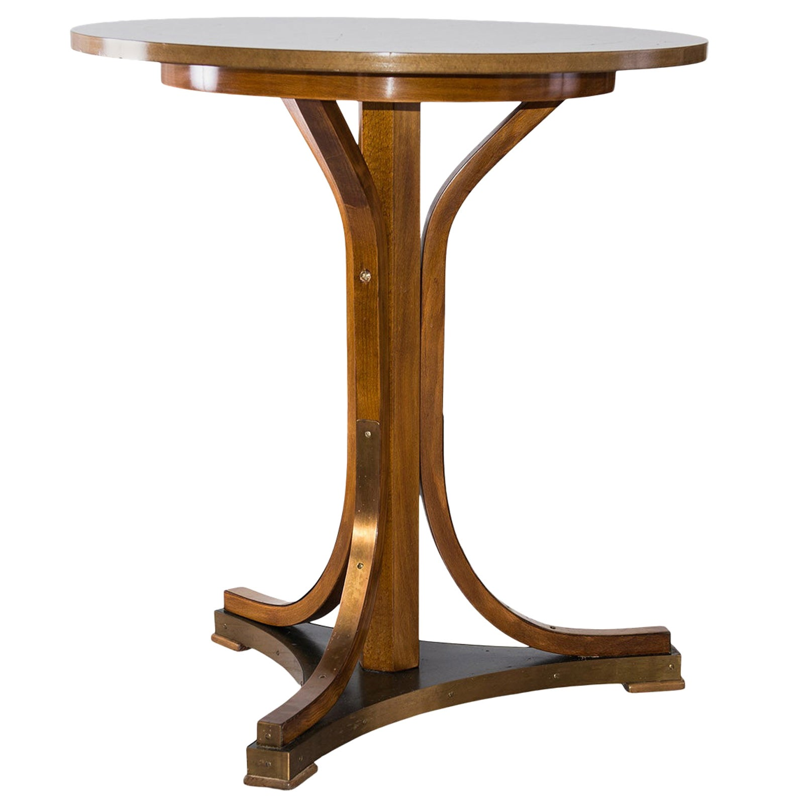 Otto Wagner Attributed to Thonet Jugendstil Coffee Table