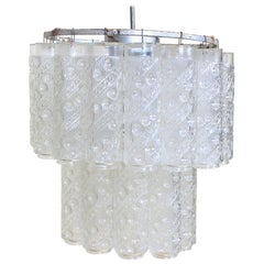 Vintage Murano Glass Chandelier