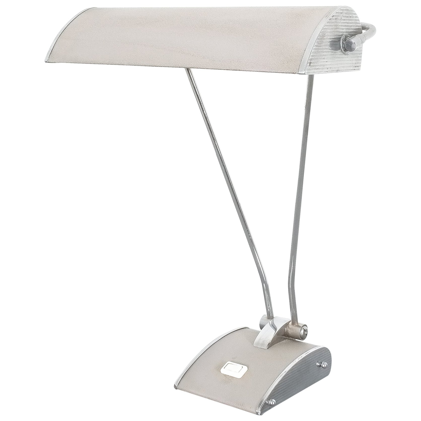 Table Lamp by Eileen Gray for Jumo, Midcentury