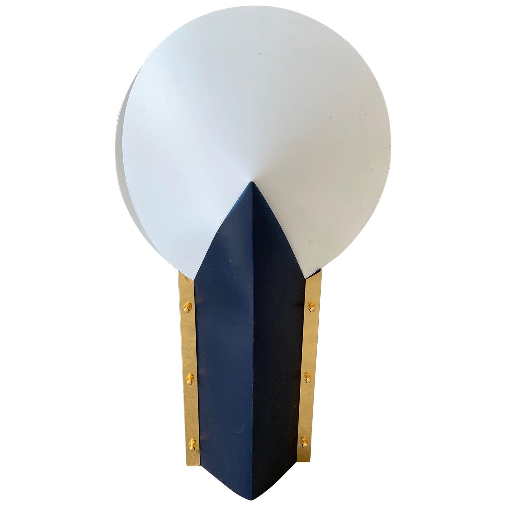 Mid-Century Modern Italian Table Lamp by Samuel Parker for Slamp, 1980s