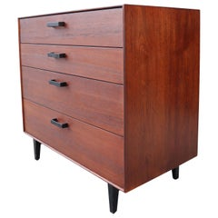 Midcentury Thin Edge Cabinet by George Nelson