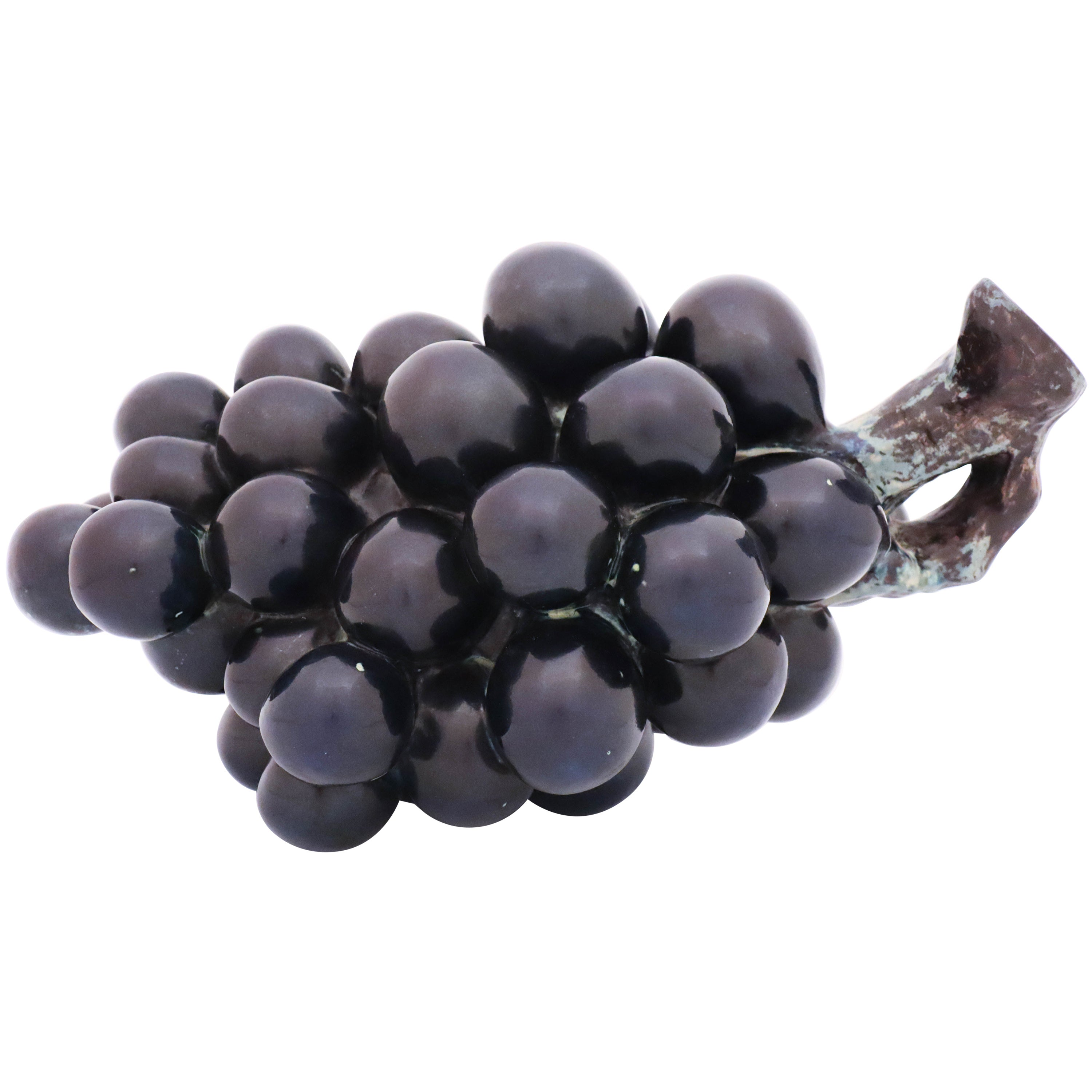 Bunch of Grapes, Ceramics by Hans Hedberg, Biot, France