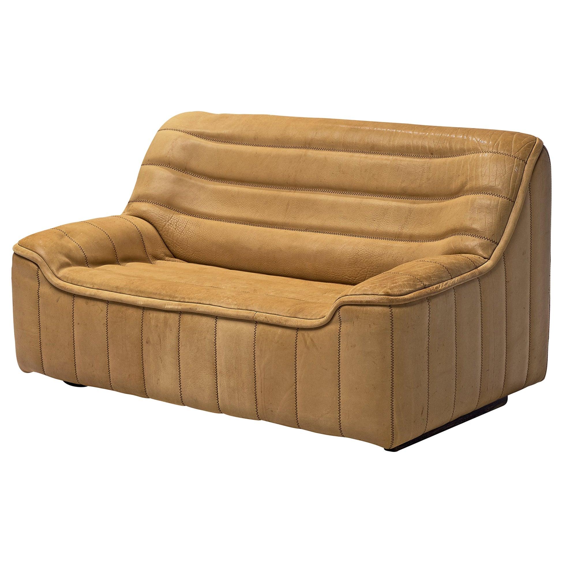 De Sede 'DS84' Sofa in Buffalo Leather