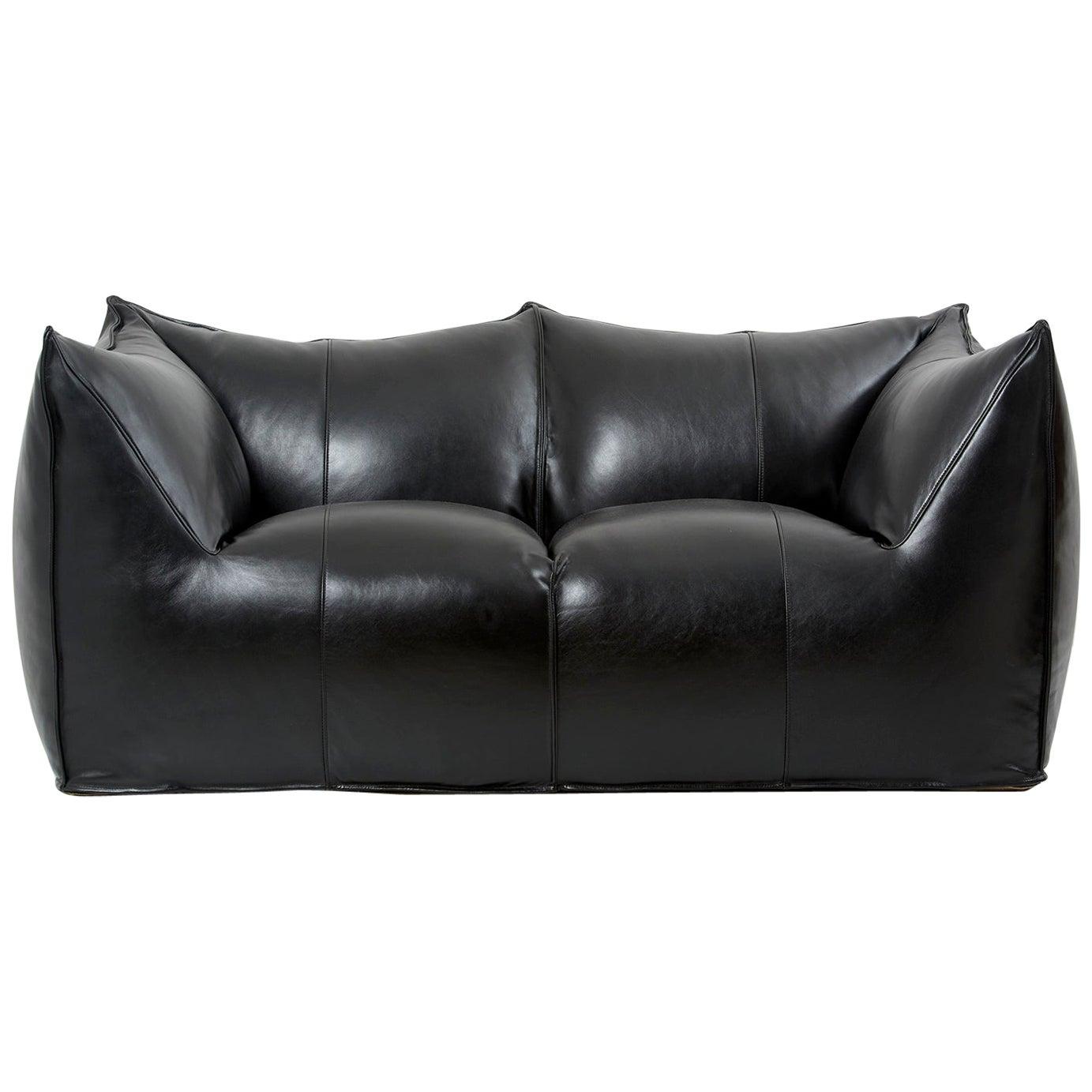 Le Bambole Settee / 2-Seat Sofa by Mario Bellini for B&B Italia, Italy, 1970s