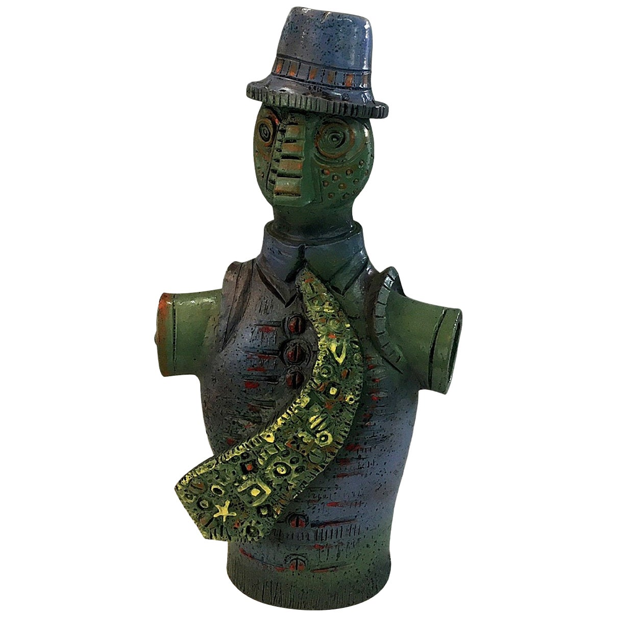Sculpture with a Tie 2019