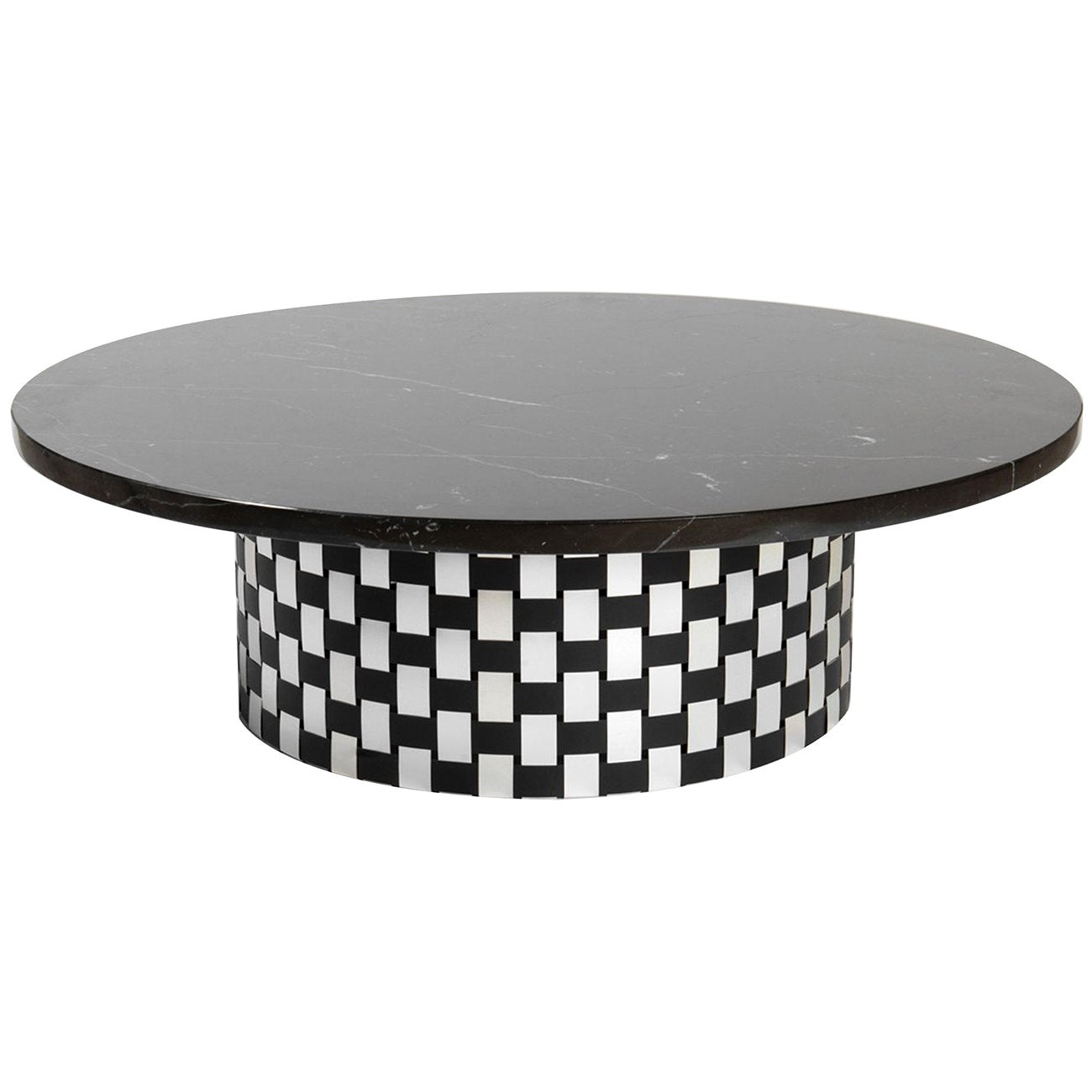 Ecate Black Coffee Table