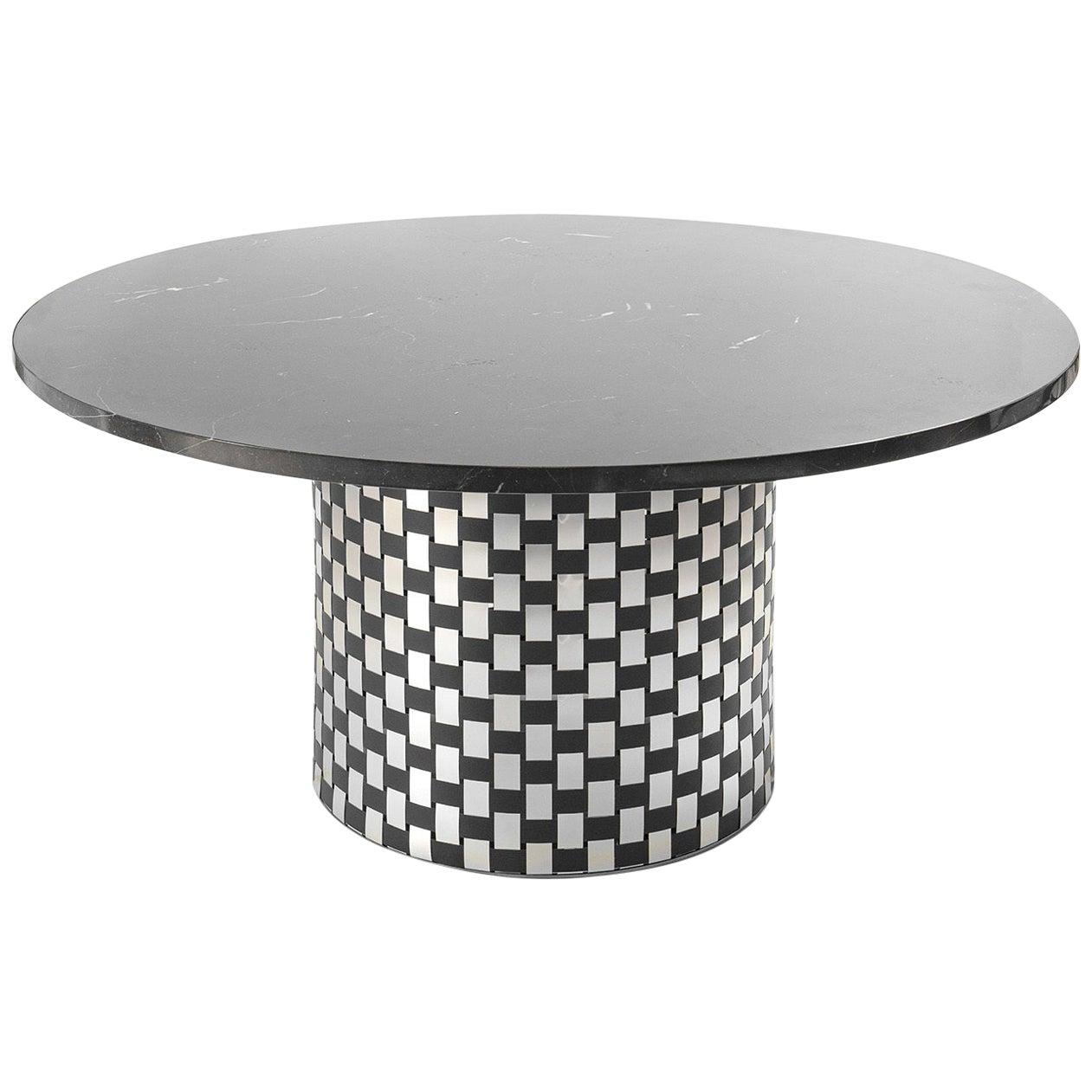 Ecate Black Coffee Table