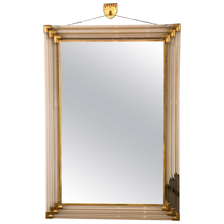 Modern Murano Glass Mirrors