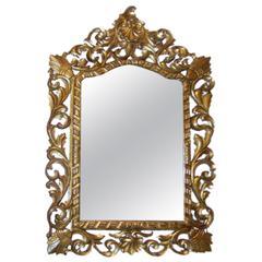 Rococo Style Italian Mirror