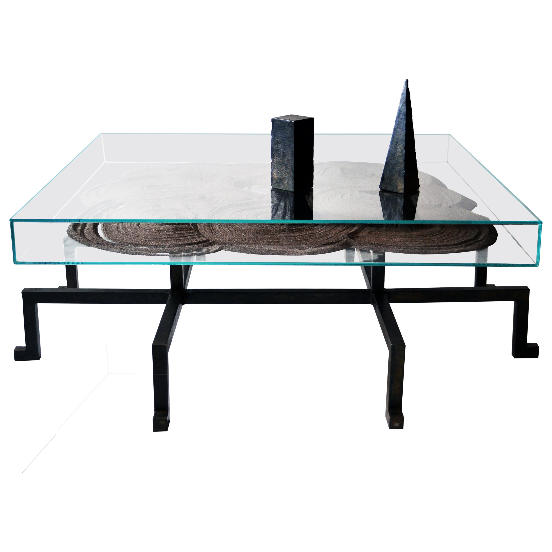 Center Table No. 5 by JM Szymanski