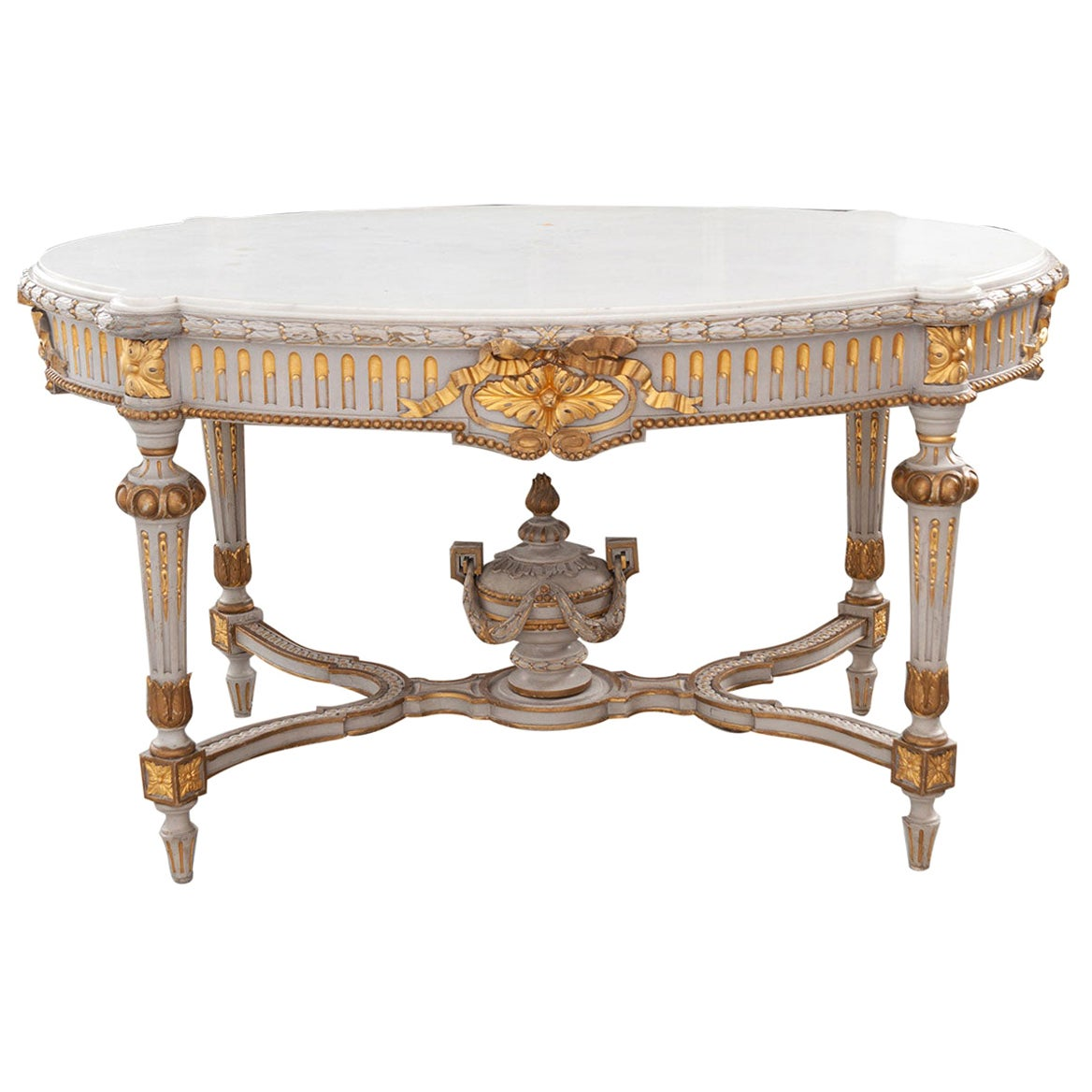 French 19th Century Louis XVI Center Table