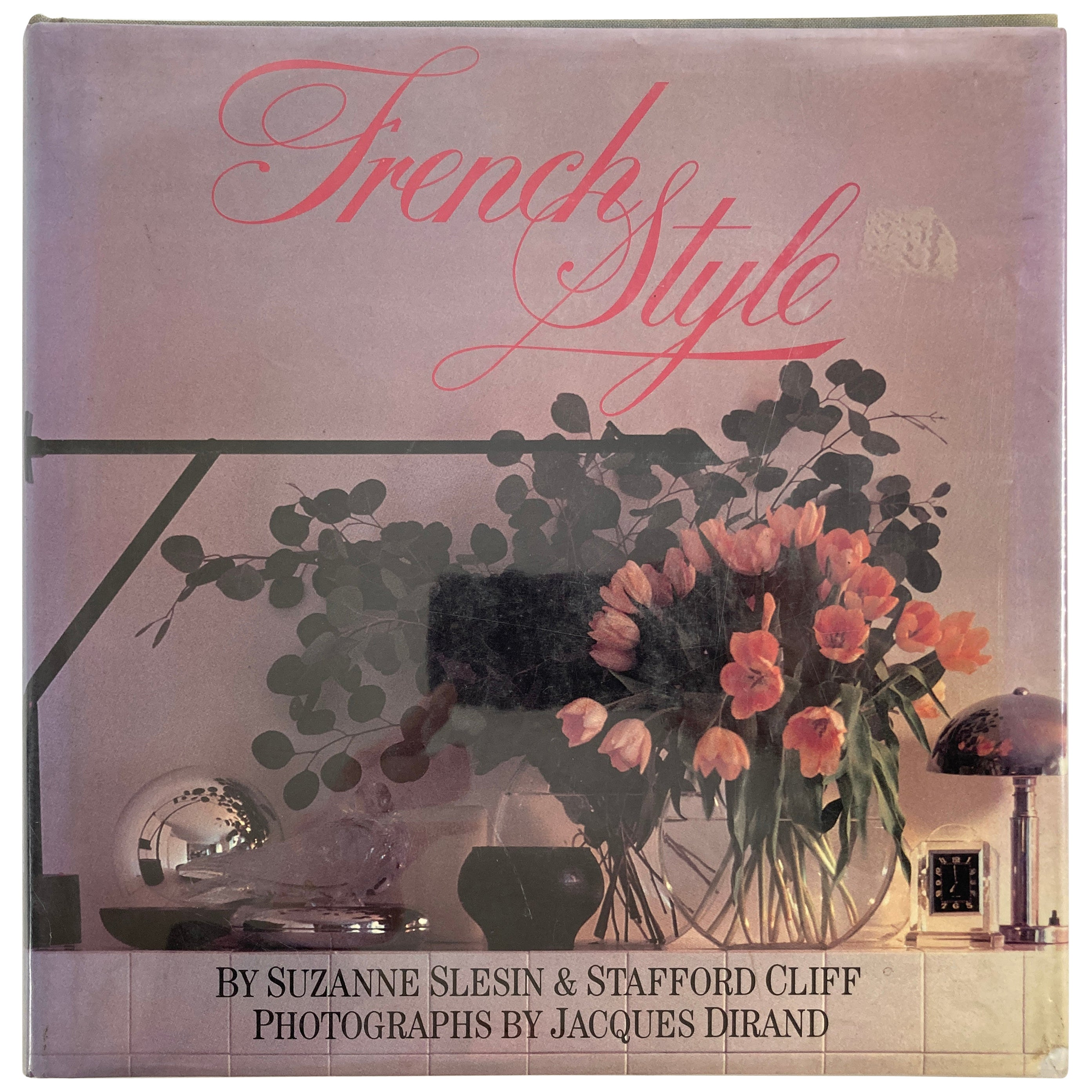 French Style by Suzanne Slesin, Coffee Table Book