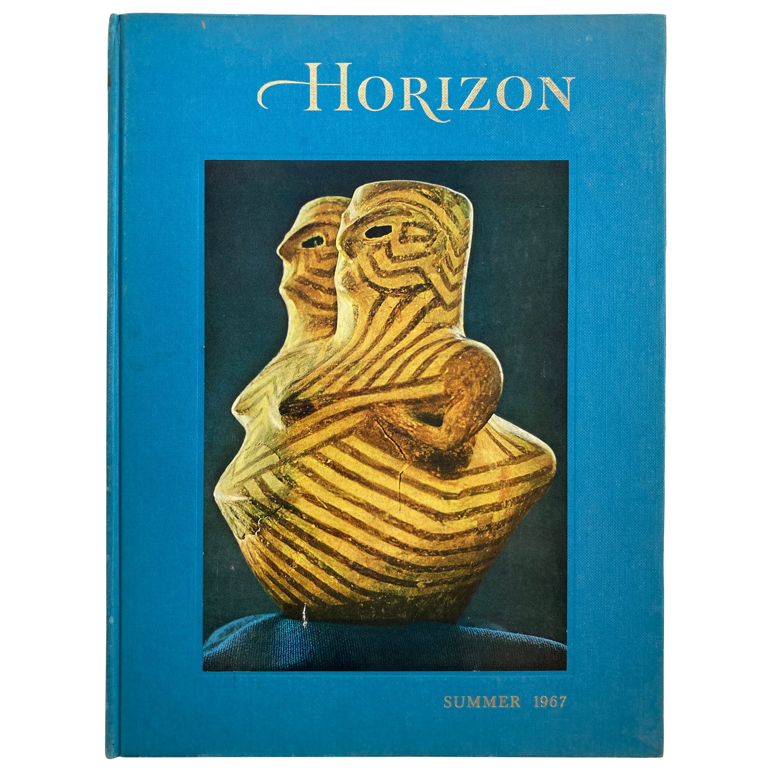 Horizon Magazine, A Magazine of the Arts, Summer 1967 Hardcover Book