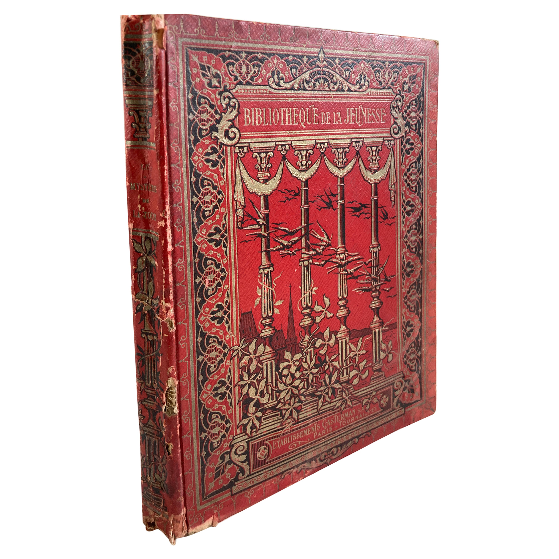 Le Secret de la Tour, Bibliotheque de la Jeunesse Collector Book, 1926