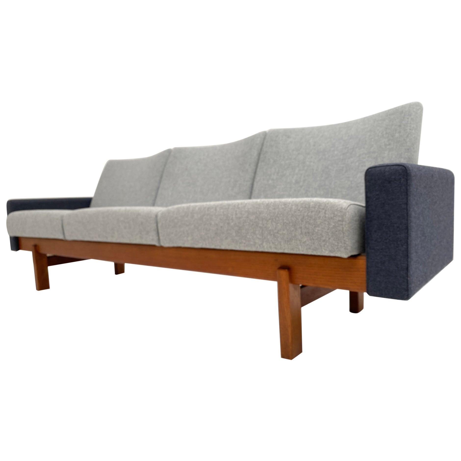New Upholstered Yngve Ekstrom 'Accent' Sofa for Swedese, 1959