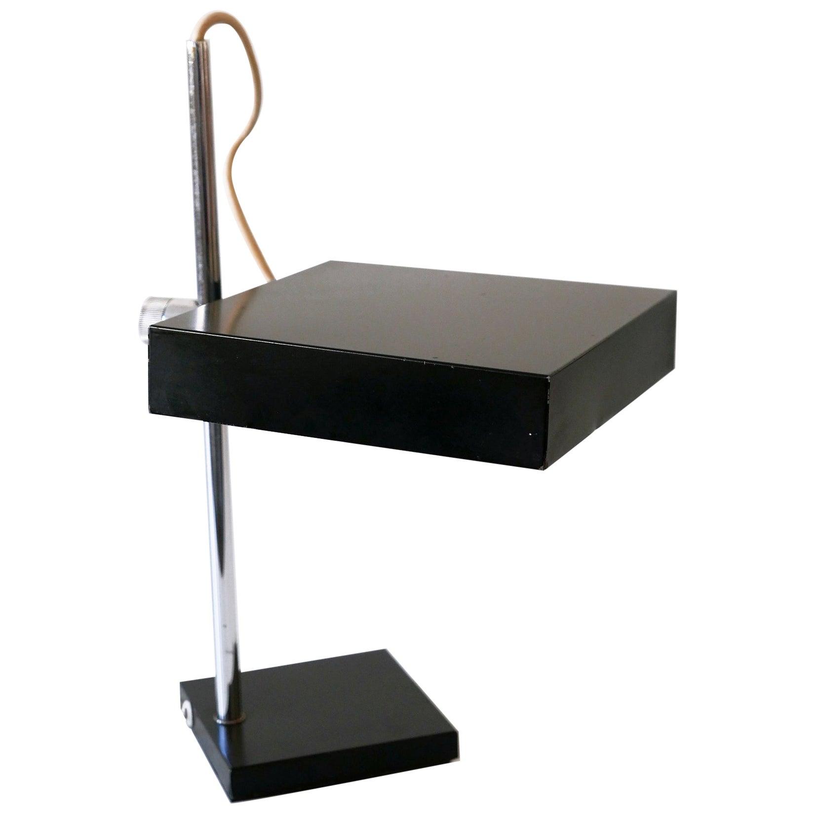 Mid-Century Modern Table Lamp '6640' by Kaiser Leuchten, 1960s, Germany