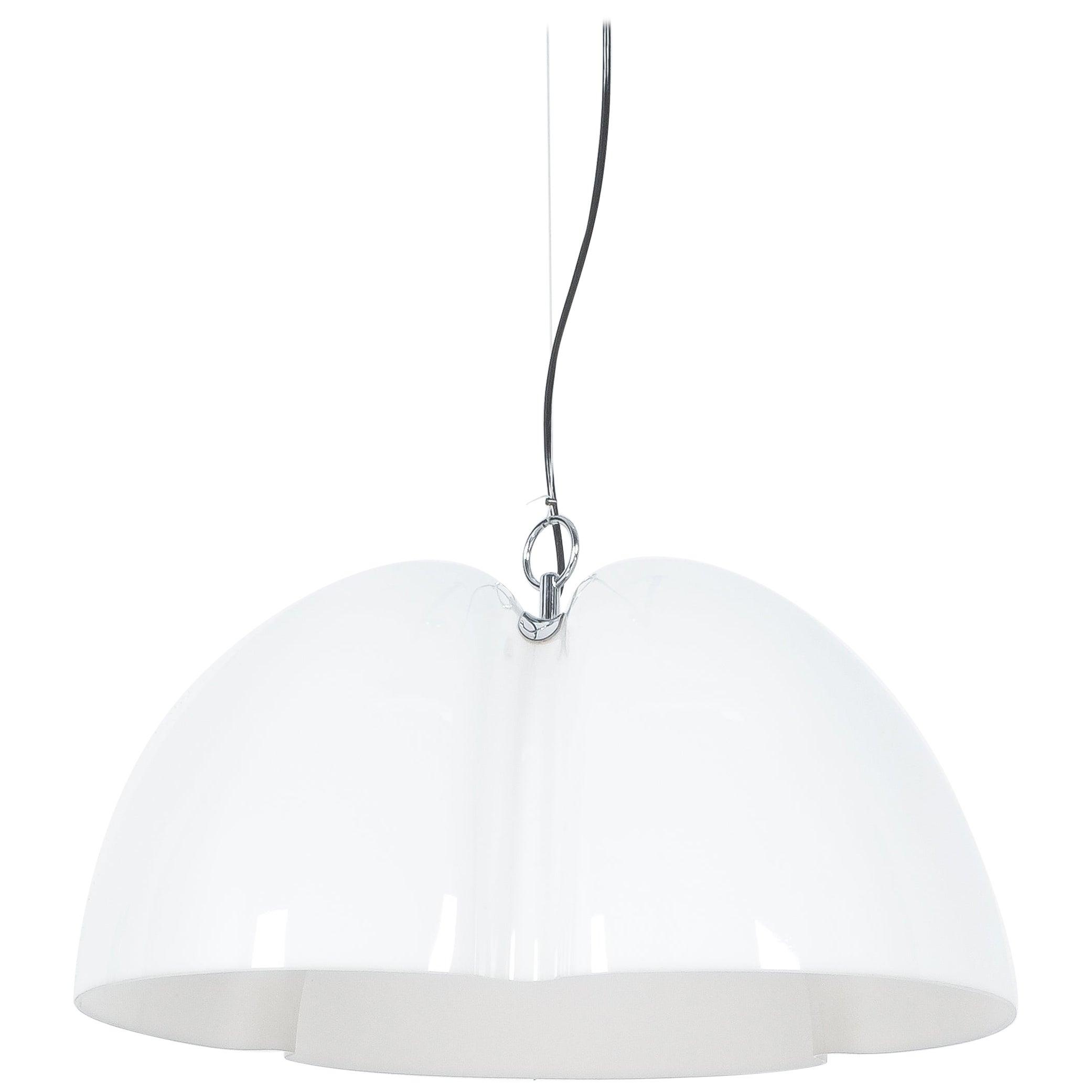 Large Pendant Lamp Tricena I by Ingo Maurer for Design M 1968