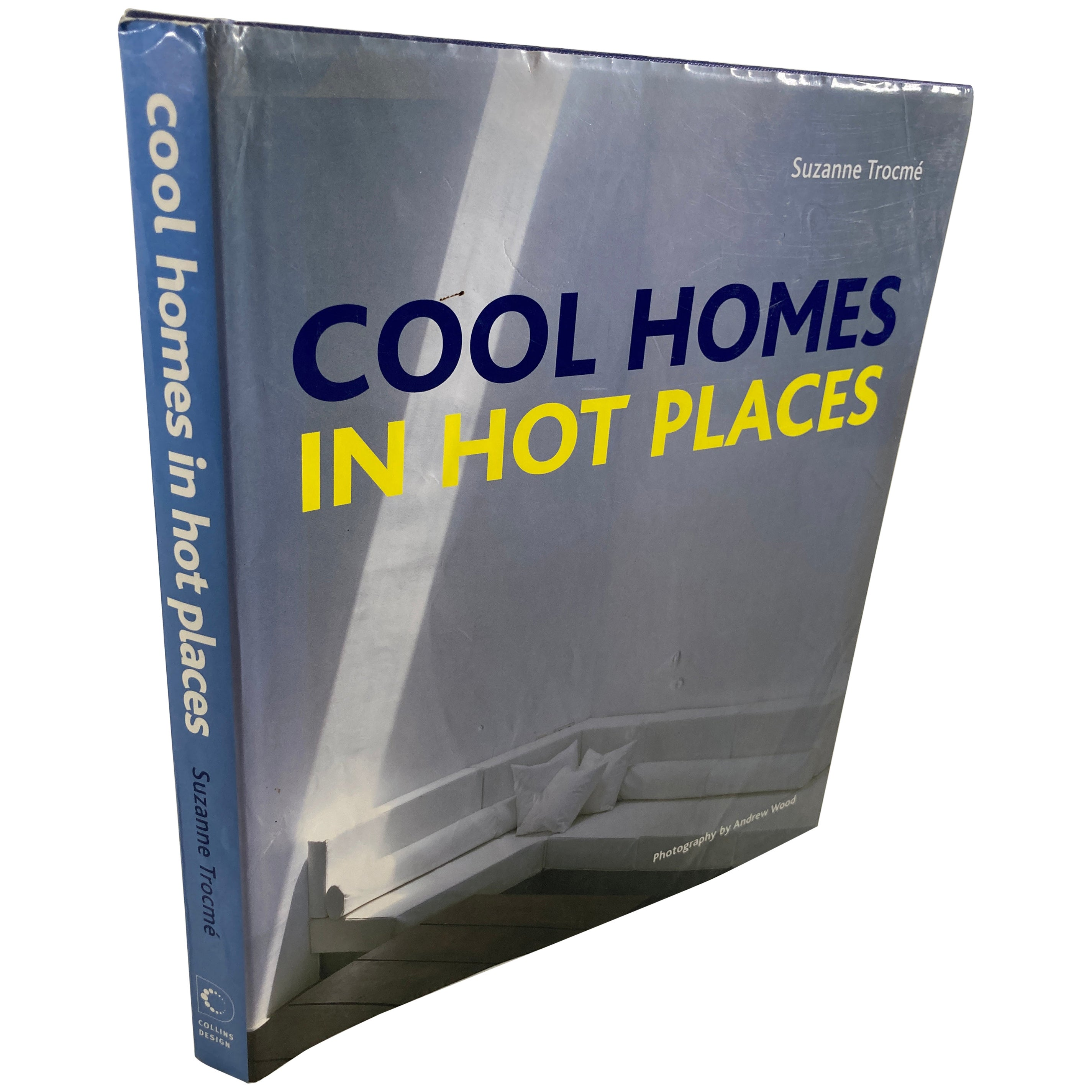 Hardcover Coffee Table Book