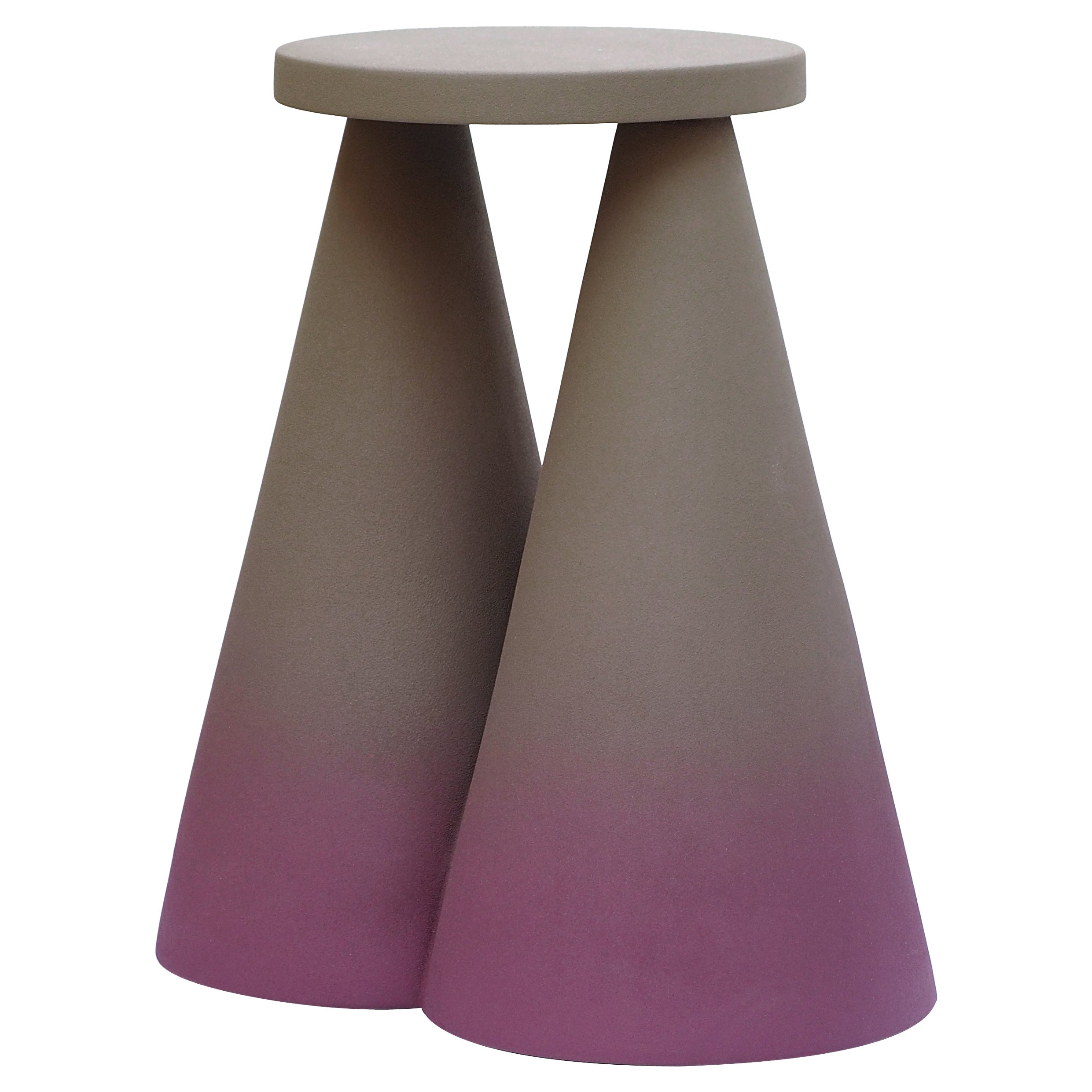 Isola Side Table by Cara Davide