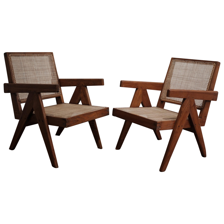 """Pierre Jeanneret """"Easy Armchair"""", PJ-SI-29-A"""