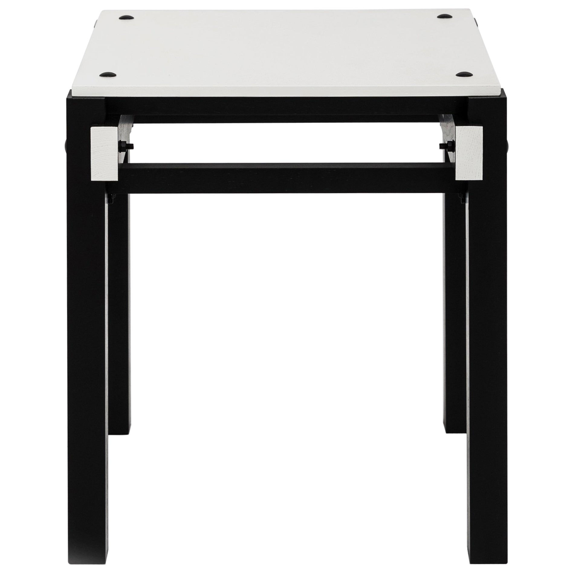 Lensvelt Military Stool by Gerrit Rietveld