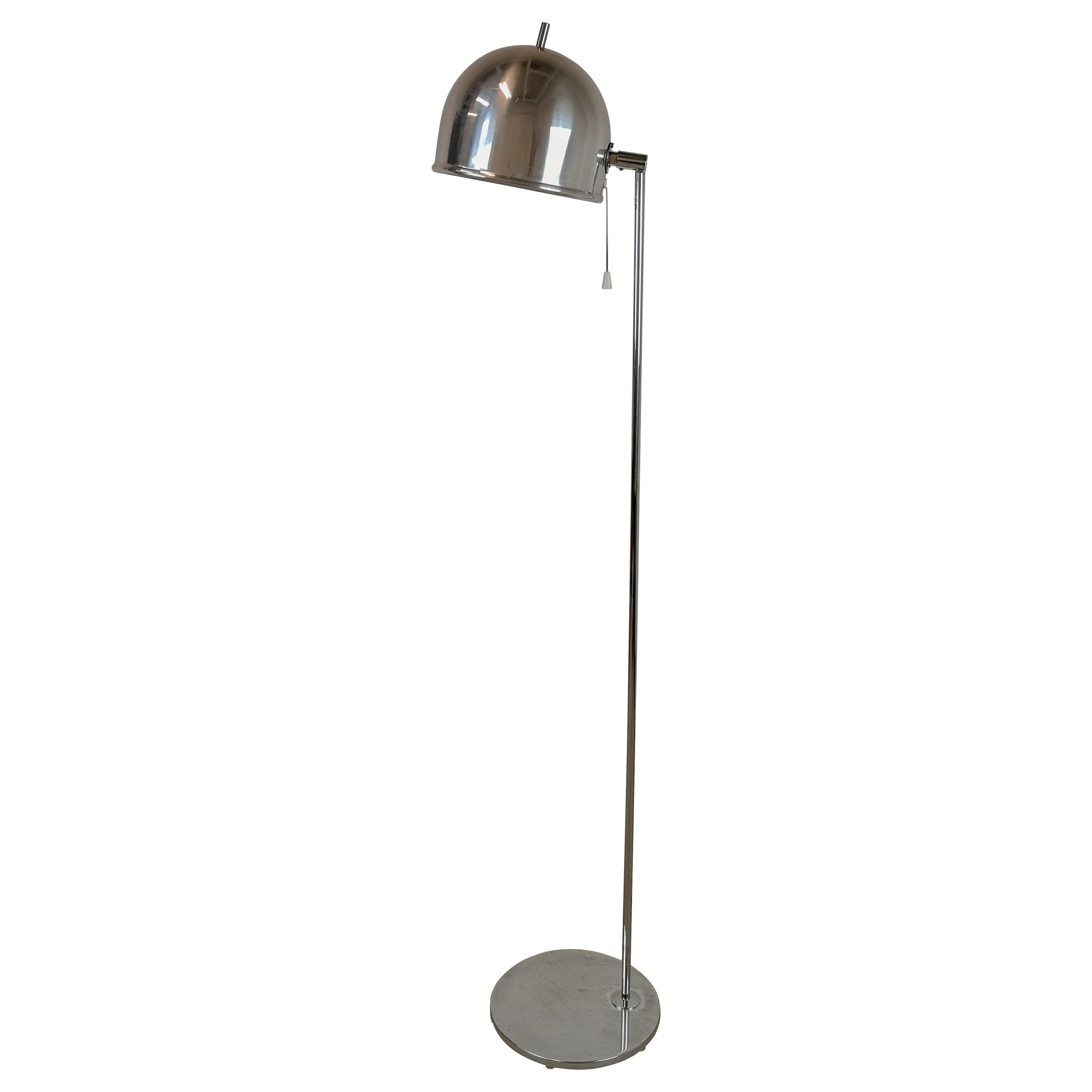 Midcentury Floor Lamp, Model G-075, Bergboms, Sweden, 1960s