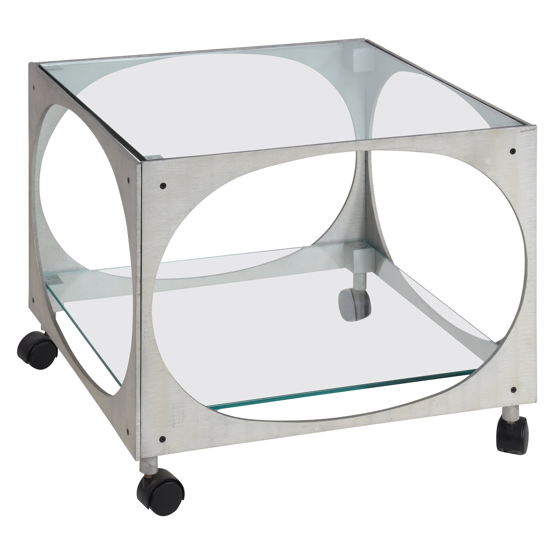 Modernist Side Table by Lorenzo Burchiellaro