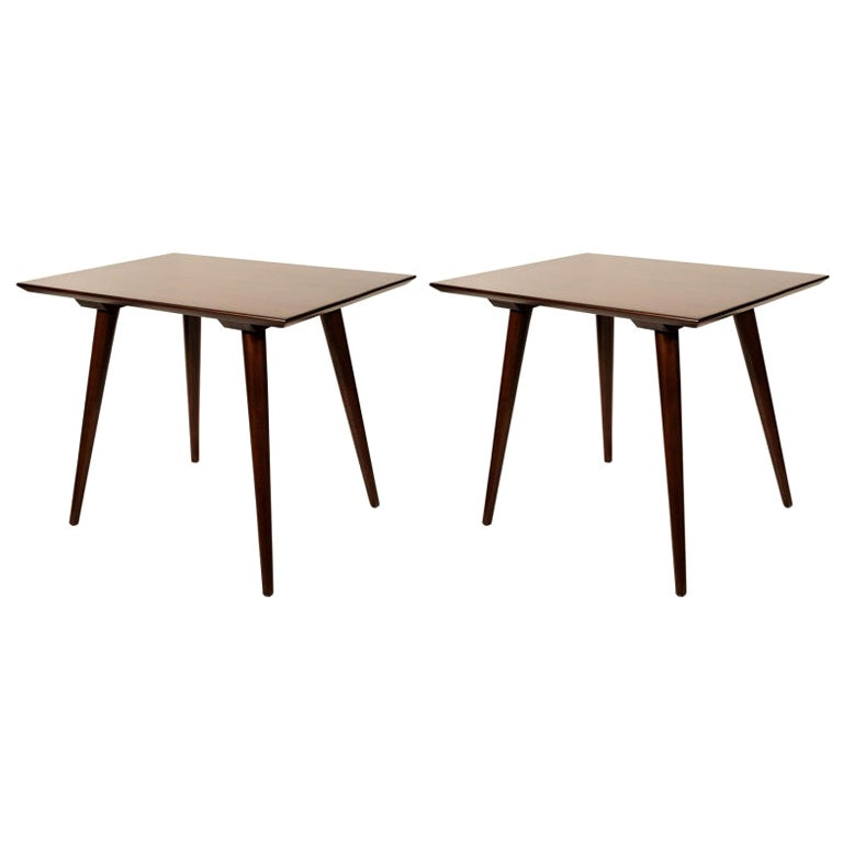 Planner Group Side Tables by Paul McCobb