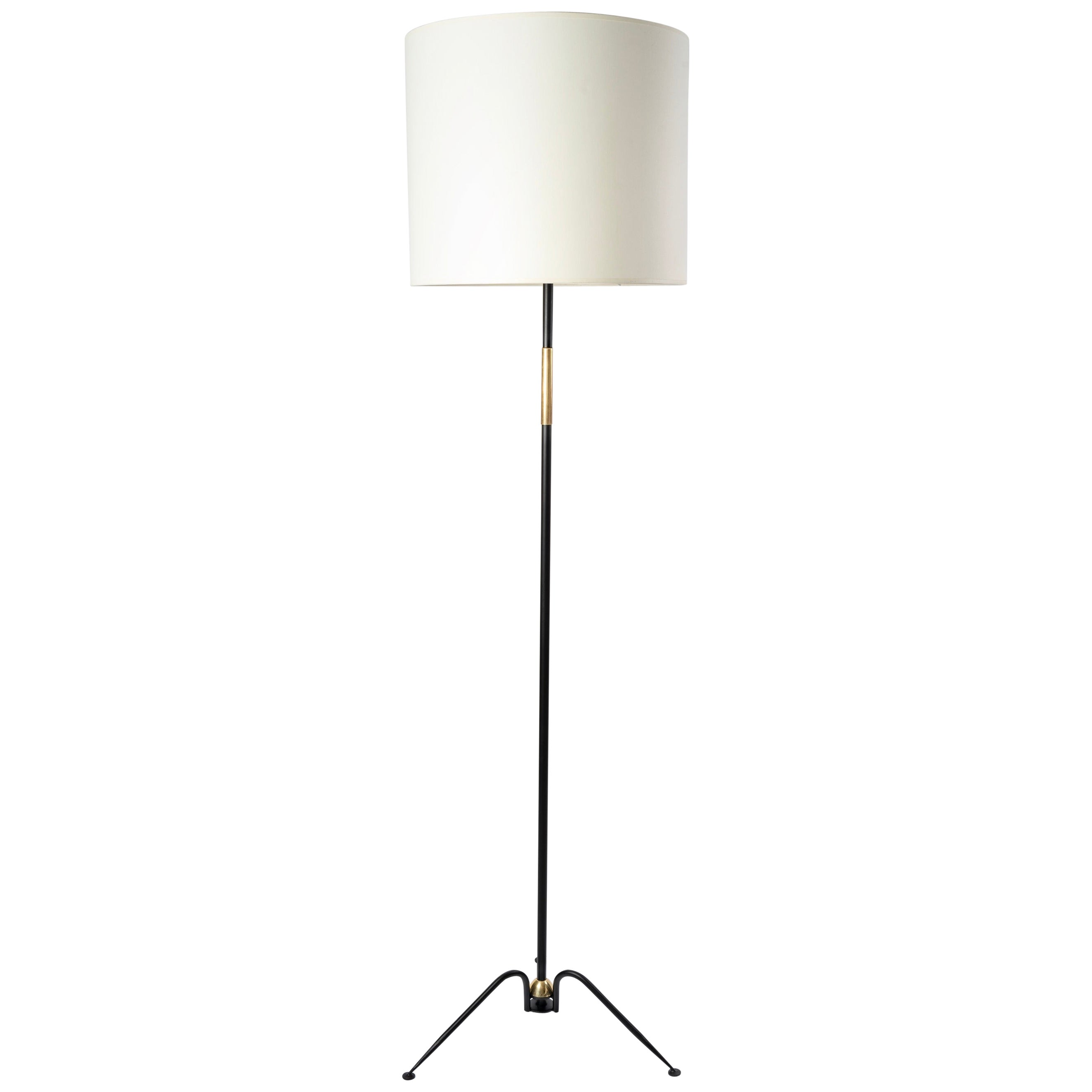 1950 Floor lamp from Maison Lunel 1950