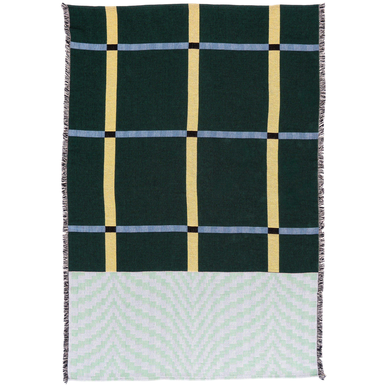 Delia Woven Throw Blanket