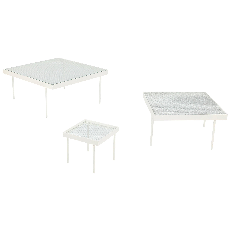 Janni Van Pelt Side Table Set, 1950s
